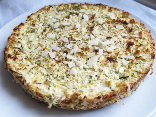 zucchini-cheesecake