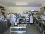 open kitchen - jeder darf mitmachen