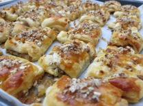 Wiener Penan: Pekannuss-Marzipan-Ahornsirup-Gebäck