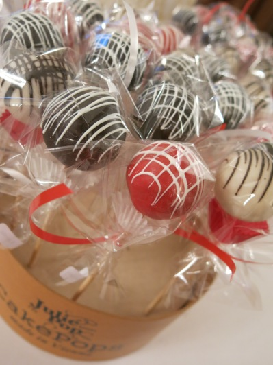 Cake Pops von Julie Pop Bakery