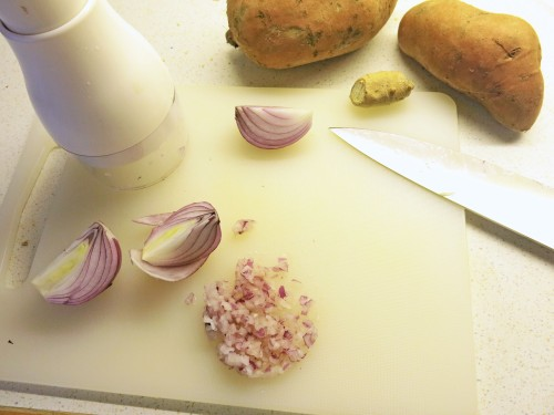 suesskartoffelsuppe
