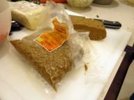 Glutenpaste als Ersatz für Faschiertes