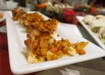 Kichererbsen-Tarte