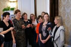 In der Pause wird der Foodblog Award angekündigt (Foto (c) Fabian http://aboyfromstoneage.at)