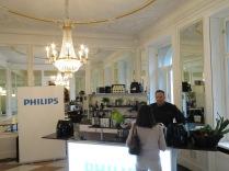 Die Philips Show-Küche