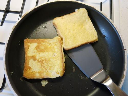 French Toast mit Erdbeeren 1